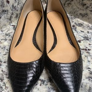 Tory Burch pointed flats